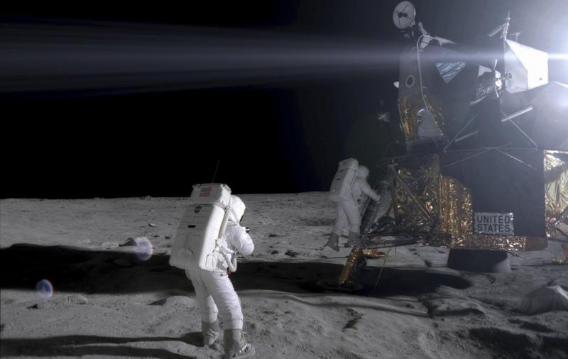 Американцы на Луне не были